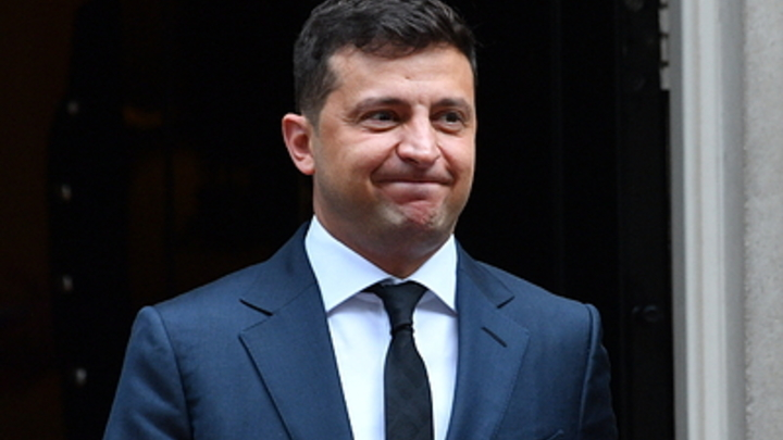 Зеленский предупредил о войне в Европе из-за Крыма