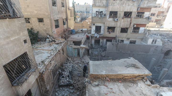 Находка сирийских военных в провинции Хама удивила даже бывалых археологов