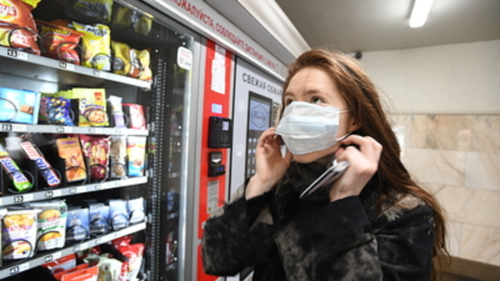 Какие маски разрешили носить с 12 мая, чтобы избежать штрафа в Петербурге