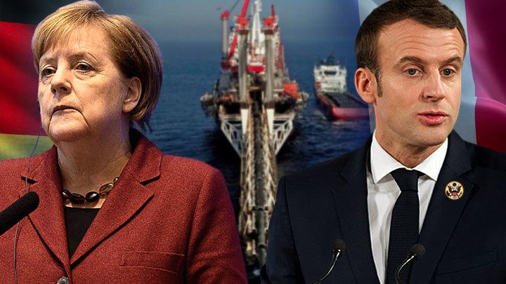 Макрон подложил свинью Меркель