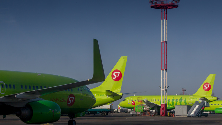S7 Airlines приостановит эксплуатацию лайнеров Boeing 737 MAX. Но не сейчас