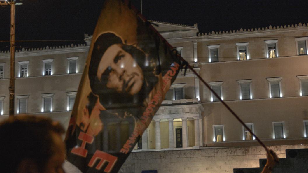 Эрнесто Гевара прибыл вКрым наоткрытие выставки вчесть отца