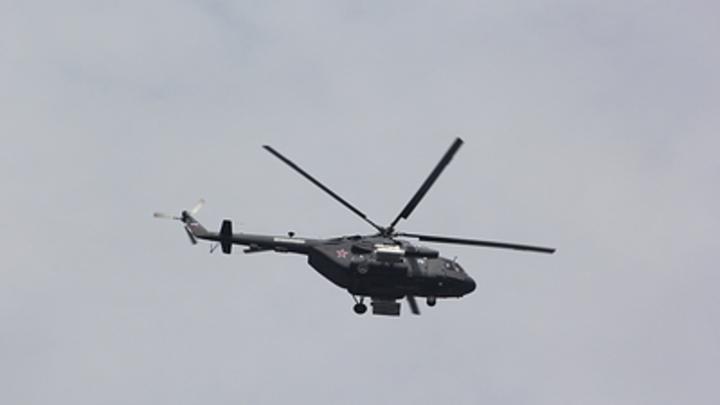 На Кубани вертолёт совершил жёсткую посадку: Пилот погиб