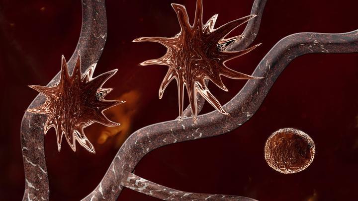 Ученые узнали , как при помощи  воды распознать начало рака