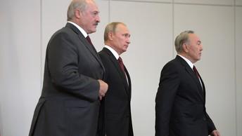 Ближе на планете нет: Лукашенко порадовался тесной дружбе с Москвой и Астаной