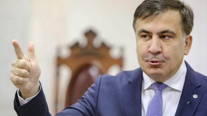Заказ Путина - 100%: Саакашвили сделал дорожное предупреждение Тбилиси
