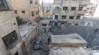 Ракетный обстрел Дамаска: Количество погибших и раненых увеличилось вдвое