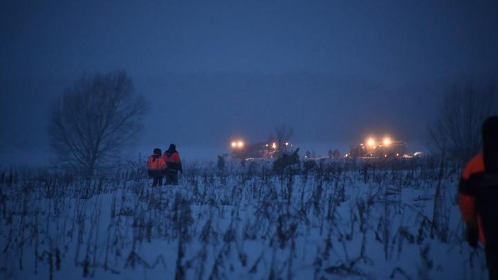 Бюрократия на костях: Саратовские авиалинии запросили разрешения на работу для погибших пилотов