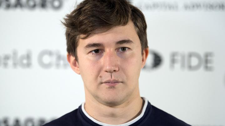 Сергей Карякин продолжает играть вничью на турнире претендентов