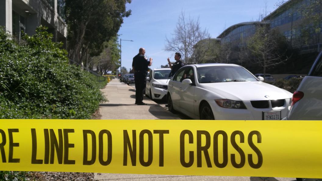 ВКалифорнии встаршей школе произошла стрельба