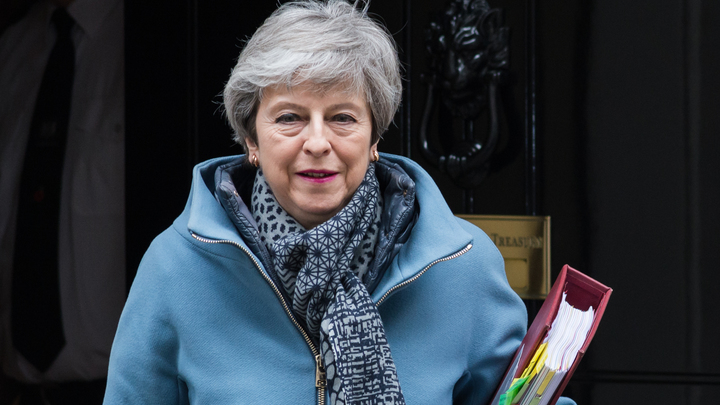 Мэй решила в очередной раз отсрочить Brexit