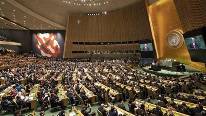 Сами себе в ногу выстрелили: Визовая война США с Россией дошла до остановки двух комитетов ГА ООН