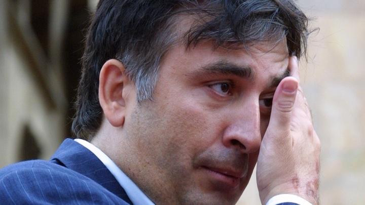 Хитрая комбинация Порошенко: Саакашвили не сможет покинуть США