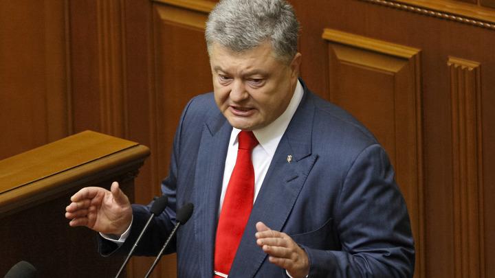 Остановить путь Украины на Запад: Порошенко собрался обвинить Россию во вмешательстве в выборы