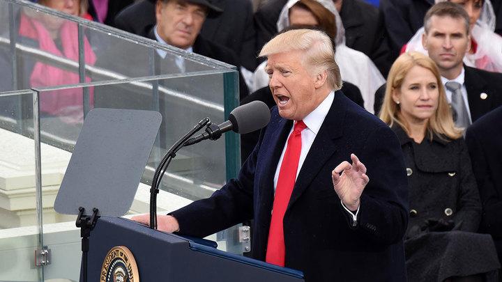 Трамп разгребает Авгиевы конюшни