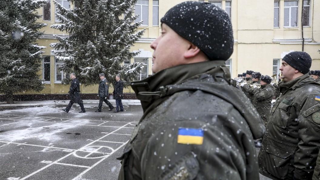 Киев сочинил издевательское объяснение для размещения танков в Авдеевке