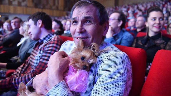 Перепутал с семьёй Шукшиных: Алибасов-младший прервал командировку из-за лишения его наследства
