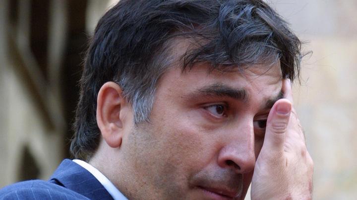 Маргарита Симоньян написала анекдот о Саакашвили и Госдепе