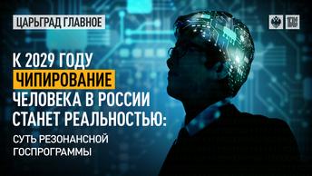 К 2029 году чипирование человека в России станет реальностью?