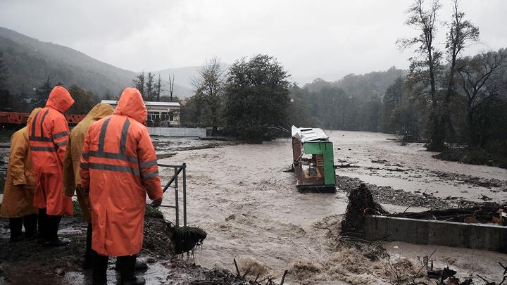 Краснодарский потоп: Кто виноват?