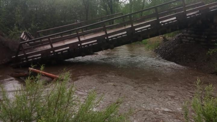 Наводнение в Забайкалье: что известно на данный момент