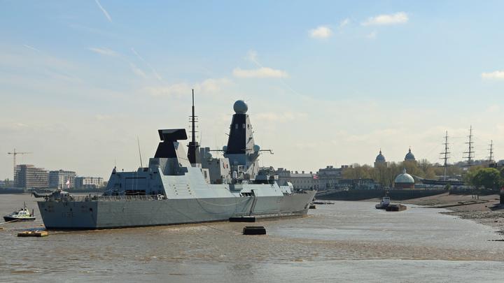 Что британцы делают в Чёрном море?: Немцы заступились за Россию после инцидента с эсминцем