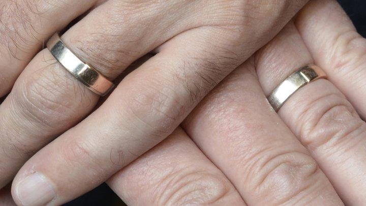 Супруги из Голландии выполнили данную 65 лет назад свадебную клятву