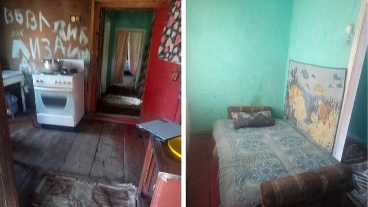 Многодетной матери голодающих детей из Тогучинского района могут вернуть сыновей и дочь