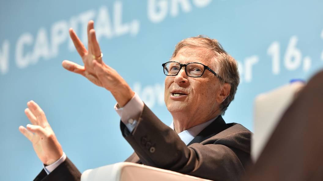 5 наилучших книжек 2017 года поверсии Билла Гейтса