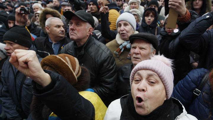 Сторонникидважды экса пришли к СИЗО, чтобы освободить Саакашвили