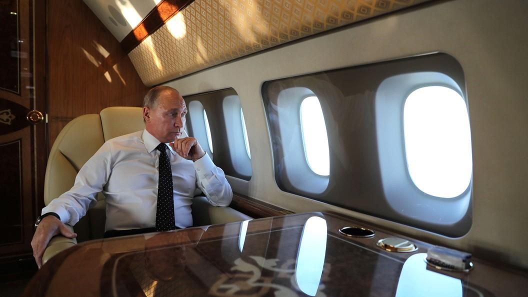 Путин: На любые вылазки террористов Россия даст эффективный ответ