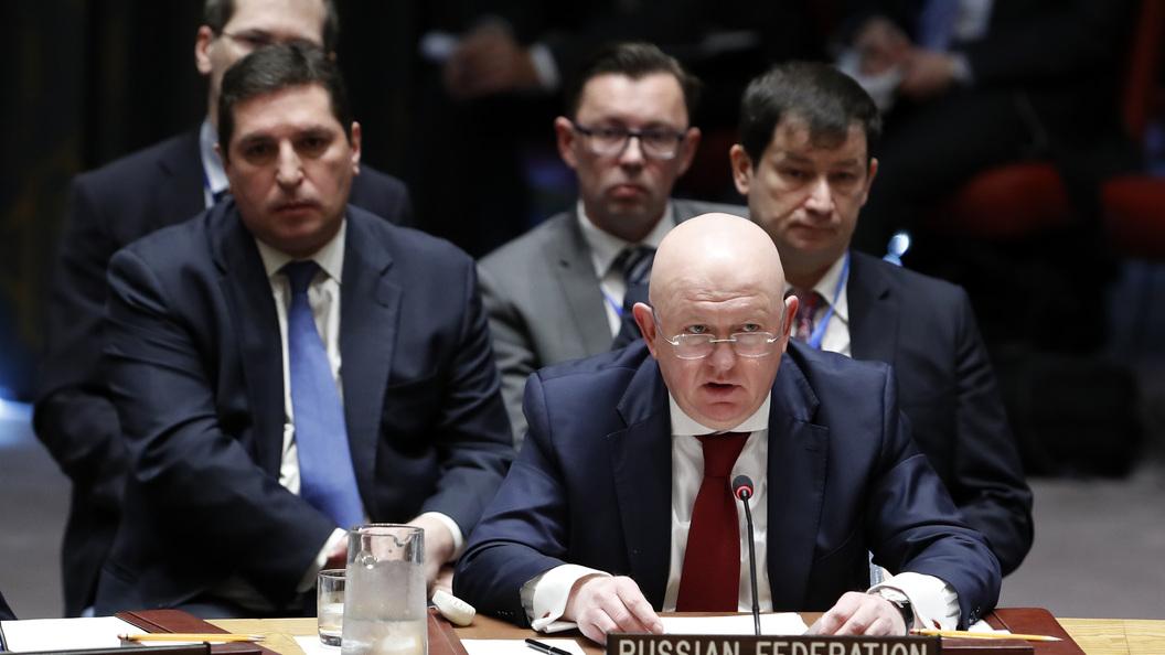 Хулиганство в международных отношениях: Небензя раскрыл типичную схему агрессии США