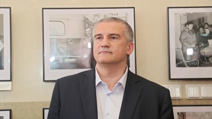 Скрывать нечего: Глава Крыма Аксенов показал свою декларацию о доходах