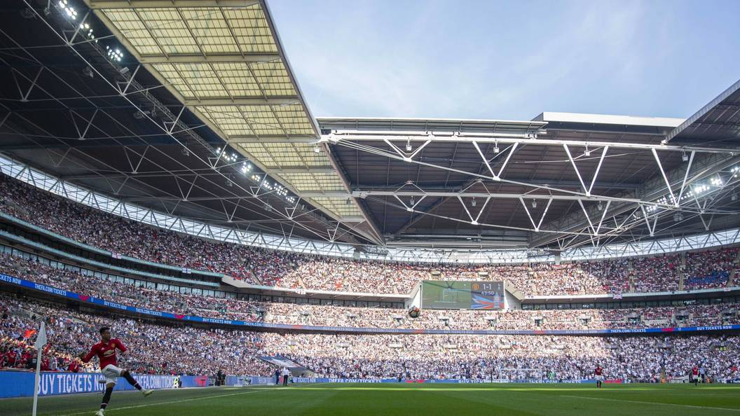 FAполучила предложение реализовать стадион «Уэмбли» за £1 млрд