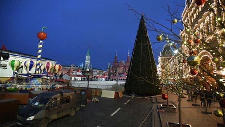 Ждать ли снега в новогоднюю ночь? Синоптики дали свой прогноз москвичам
