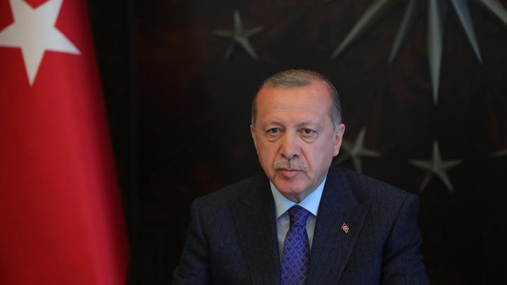 Эрдоган поздравил Азербайджан с освобождением оккупированных земель