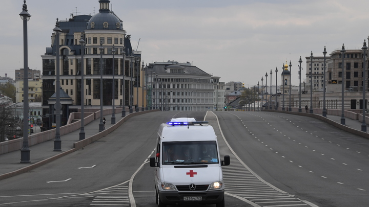 Погибших с COVID-19 в Москве стало больше тысячи: Оперштаб озвучил статистику