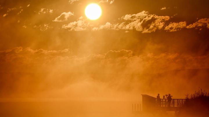 Россию ждёт настоящий погодный экстрим: от жары до разрушительных ливней