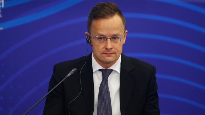 Прошу не путать: Глава МИД Венгрии ответил на угрозу Украины по газу