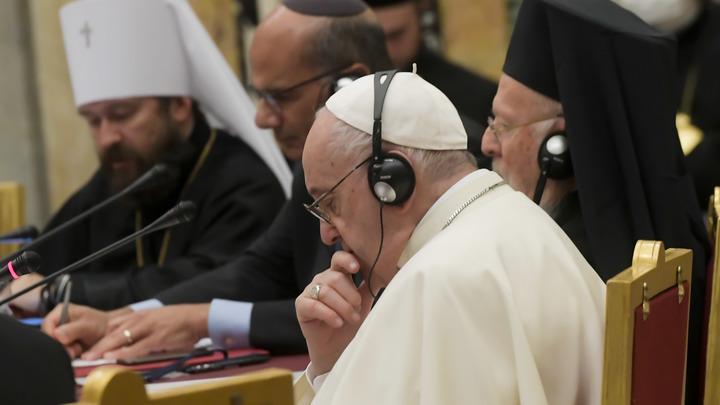 Новая встреча Патриарха Кирилла и папы римского. Ватикан уже получил чёткий сигнал