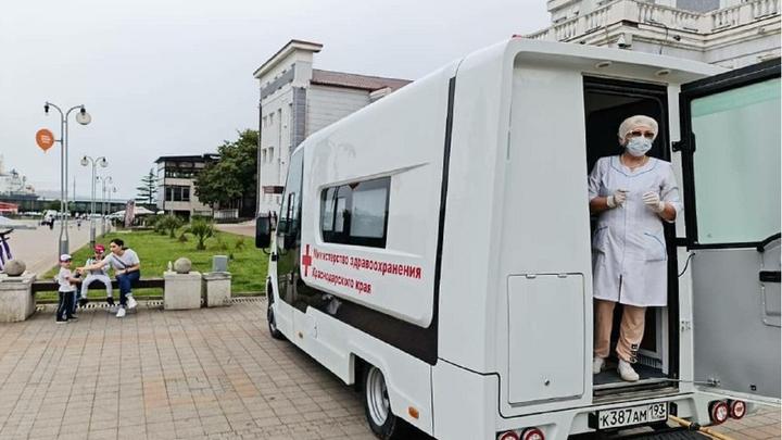 Коронавирус в Краснодарском крае на 18 июня: на Кубани не собираются вводить обязательную вакцинацию