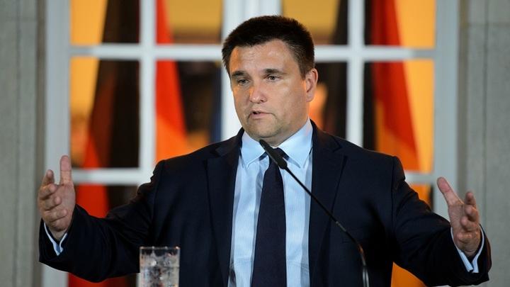 Выход США из ДРСМД навел Климкина на мысль о ракетном ударе по территории России