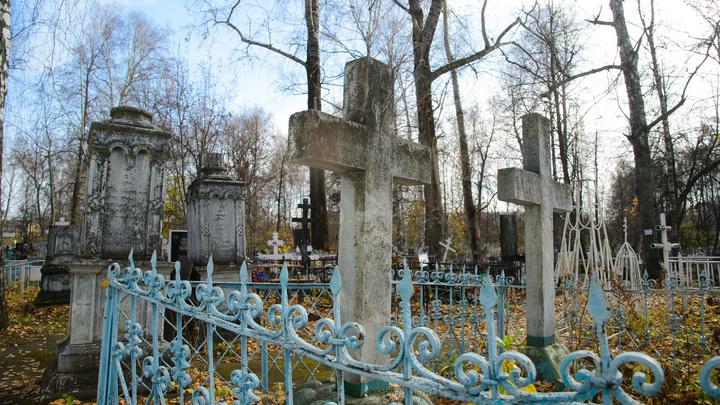 На кладбище Ростова обнаружили пропажу могил
