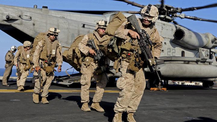 10 тысяч солдат, чтобы избежать войны?: Пентагон планирует отправку военных на Ближний Восток