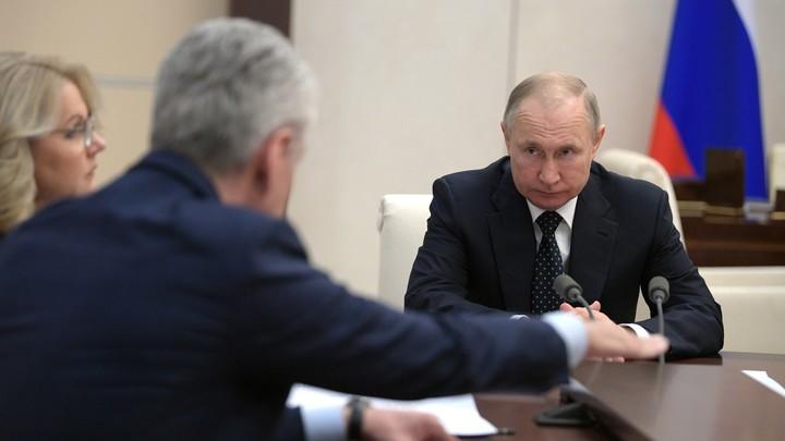 Противники Путина за спиной Собянина: Радикальную версию проверок мэра Москвы назвал политолог