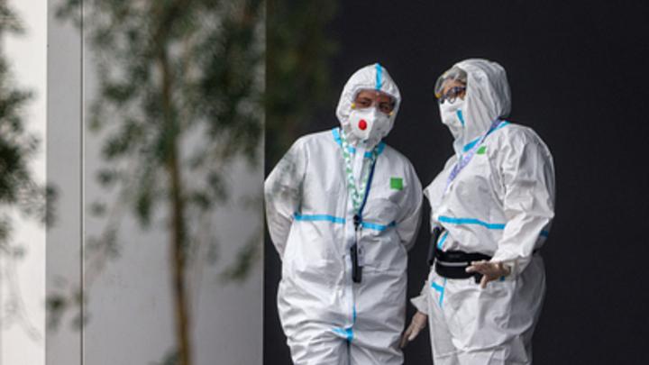 Главврач ковидного госпиталя в Екатеринбурге раскрыл процент привитых, попавших в больницу