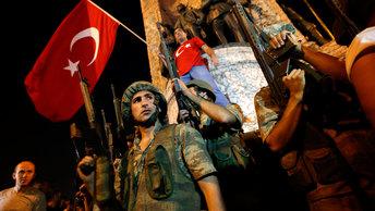 В Турции есть опасность страшнее, чем попытка переворота