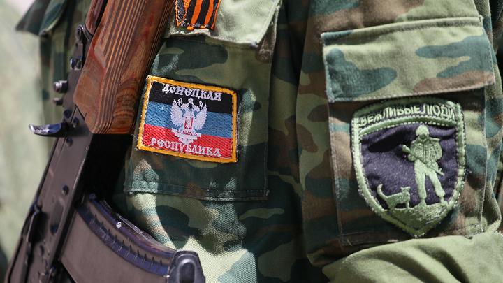 Донбасс украинской крови не жаждет