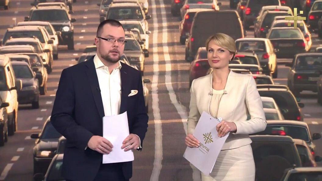 Решаем вместе: Московские пробки