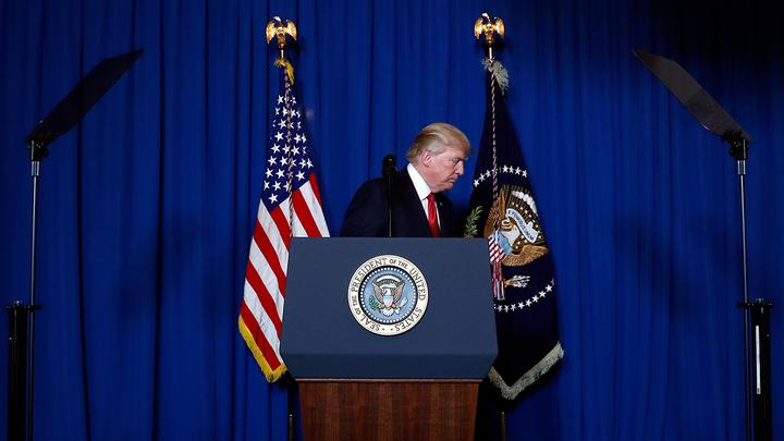 Десять причин того, почему Трамп нанес удар по Сирии